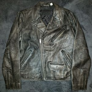 Levi's  Thermore Insulated Leather Moto Jacket